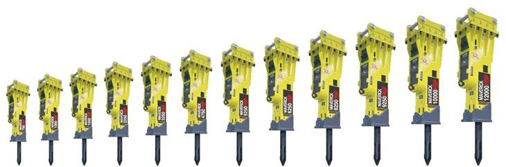 Hammermaxx Martillos Hidraulicos Y Aditamentos Refacciones